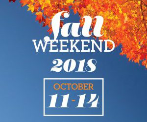 Fall Weekend 2018