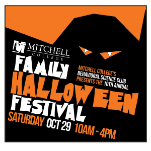 10th Annual Family Halloween Festival @ Mitchell College | New London | Connecticut | United States