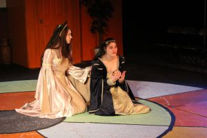 Mitchell College Drama Society's successful run of The Comedy of Errors