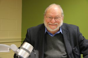 Mitchell College grieves the passing of Law and Justice Policy Studies Professor Dr. Herb Nieburg