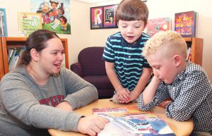 Mitchell College program approved for Early Childhood Teacher Credential