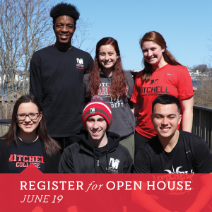 Open House June 19 @ Mitchell College
