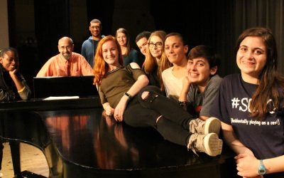 Select Choral Ensemble Performs in December Concert