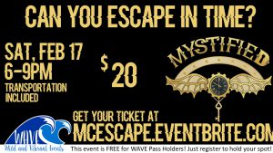 Trip to Mystified Escape Rooms @ Mystified Escape Rooms