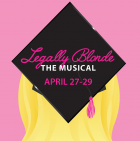 Legally Blonde: The Musical @ Clarke Center Auditorium | New London | Connecticut | United States