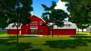 $1.1 Million Grant Big Boost to Mitchell College Red Barn ReImagined Initiative