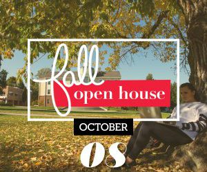 Register for Fall Open House