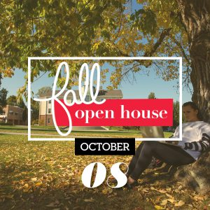 Admissions Fall Open House
