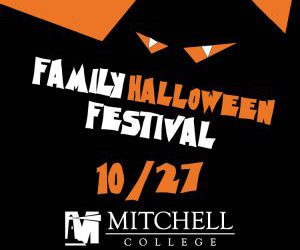 Mitchell College Hosts 12th Annual Family Halloween Festival