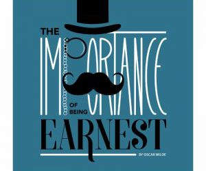 The Mitchell College Players Present Oscar Wilde's The Importance of Being Earnest at the Red Barn