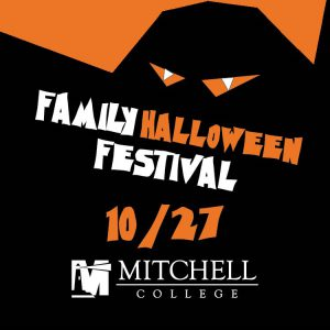 12th Annual Halloween Festival @ Mitchell College Green, Weller and Clarke Center