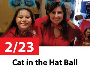 18th Annual Cat in the Hat Ball with author, Tish Rabe