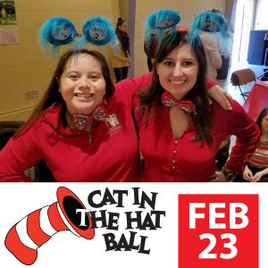 Cat in the Hat Ball @ Clarke & Weller Centers
