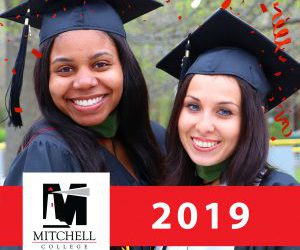 Mitchell College's 75th Commencement Ceremony