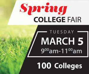 NEACAC Spring College Fair at Mitchell College