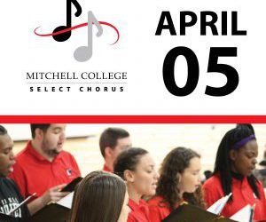 Mitchell College Select Chorus Spring Concert