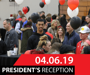 President's Reception for Accepted Students