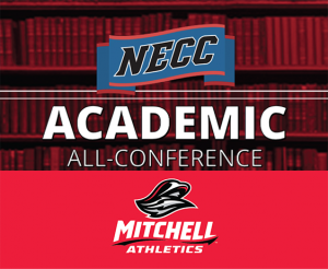 Mariners Land 15 on NECC Winter/Spring Academic All-Conference Team