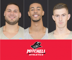 Men's Basketball Trio Named to NABC Honors Court