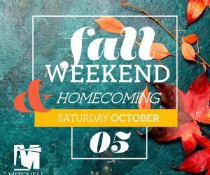 Fall Weekend and Homecoming at Mitchell College