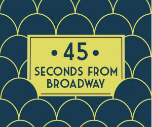 """Mitchell College Players Presents Neil Simon's """"45 Seconds from Broadway"""""""