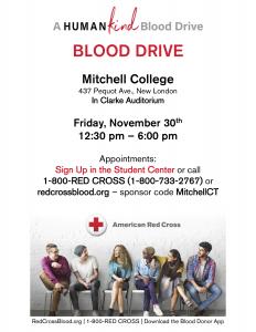 Mitchell College November 2018 humankind_flyer