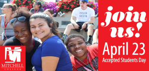 Accepted Students Day Invite April 23