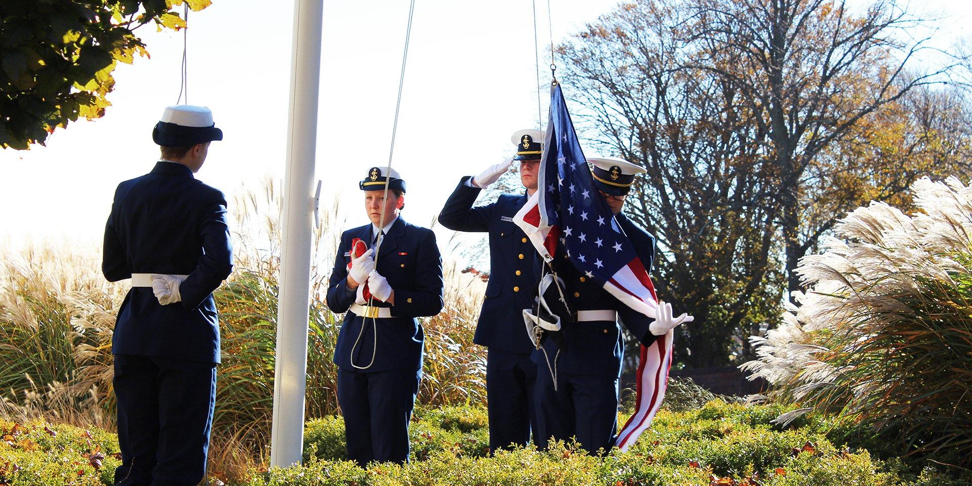 Veterans, Mitchell College
