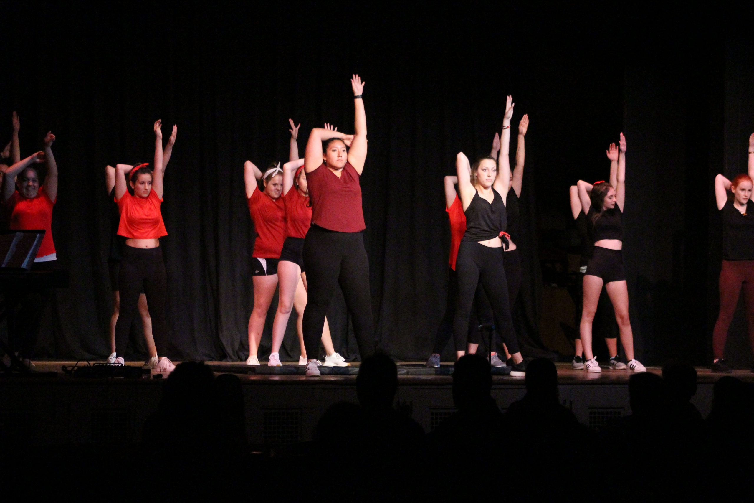 Performing arts, Mitchell College