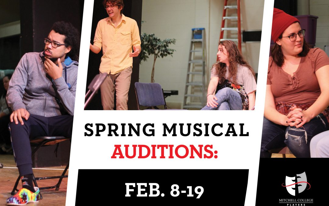 Auditions for Spring Musical Announced