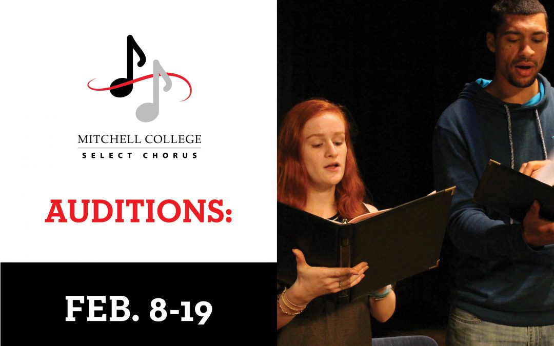 Auditions for Spring Select Chorus Announced