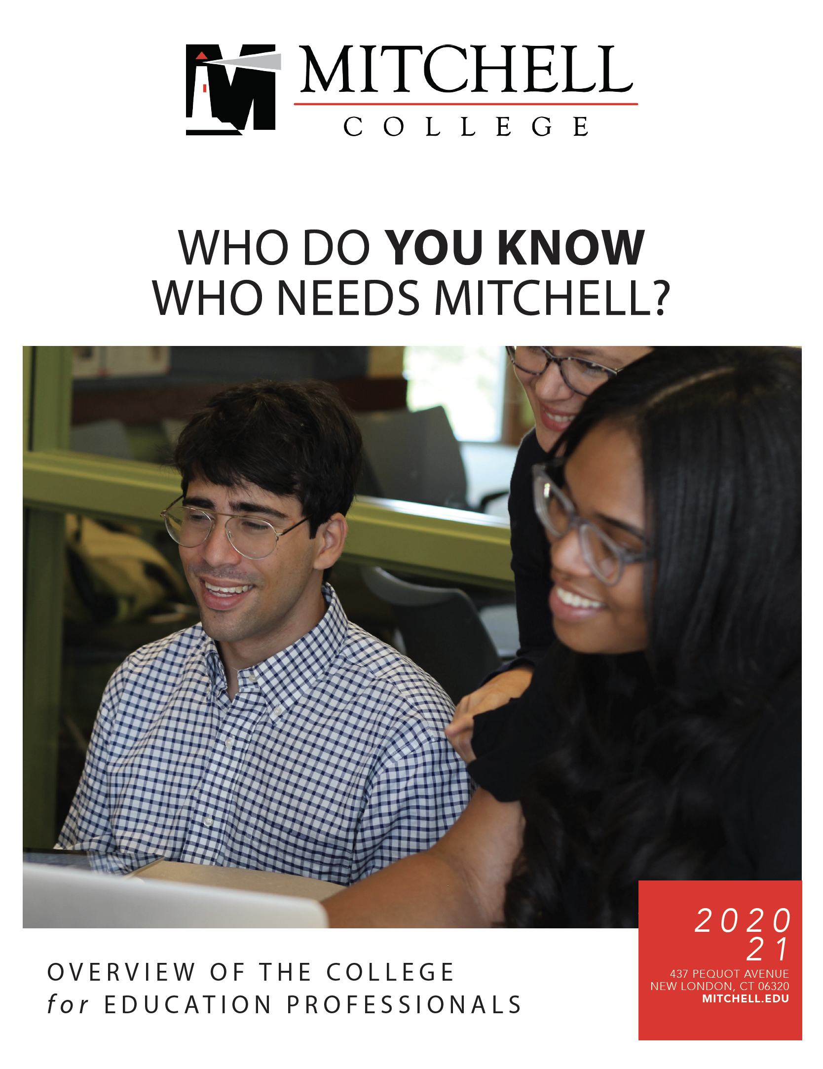 Counselors, Mitchell College